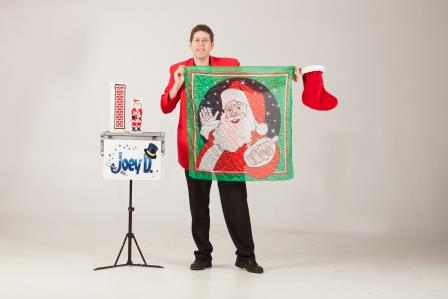 Hudson Valley Christmas Magician Magic Show for Parties